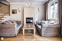 Lekkość Prowansji - Mały salon, styl prowansalski - zdjęcie od EG projekt