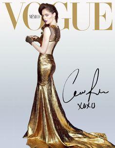 Coco Rocha – Vogue Mexico December 2012
