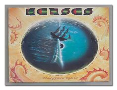 """This album """"KANSAS - Point of Know Return"""" is the fifth album by American progressive rock band Kansas, released in 1977"""
