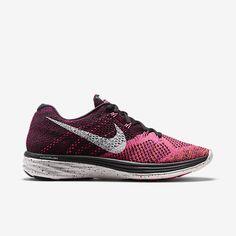 Damskie buty do biegania Nike Flyknit Lunar 3 Running Nike f37e53952