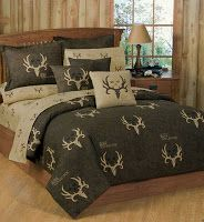 Teen Boys Love Bone Collector Bedding