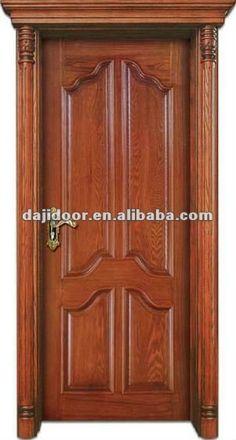Agradable interior puertas de madera para el nuevo house DJ-S110-1-imagen-Puertas -Identificación del producto:553718840-spanish.alibaba.com
