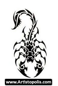 16 Best Small Scorpion Tattoo Images Scorpio Constellation Tattoos