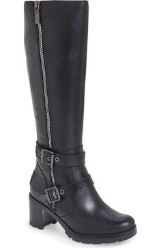 UGG® 'Lana' Water Resistant Genuine Shearling Lined Leather Boot (Women) available at #Nordstrom