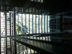 Inside the Park Plaza Westminster Bridge London
