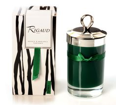 Must own?: Rigaud Cypres. The best candle in the world. No discussion. From Roullier White.