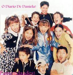 O diário de Daniela essa sim é da minha infância mesmo e da minha tarde com sbt
