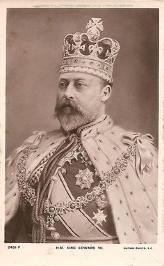 King Edward VII of Great Britain & Ireland