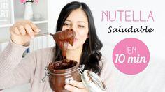 Nutella Saludable...mi Secreto para hacer la  Nutella más FIT del mundo