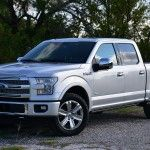 2015 Ford F-150 fuel cell