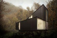 Andrej Tusan - Black Cabin