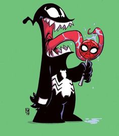 Venom #marvel #spiderman