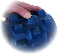 MojoforRunning.com thinks every runner should have and use a foam roller - ahhhhh! The RumbleRoller takes it to another level. I love mine!