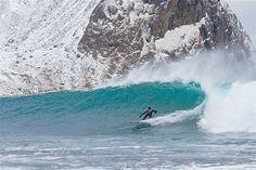artic surf.. On my To Do list! Sooooo gnarly