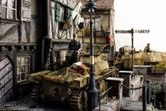 Dear Readers I´m happy to announce that i am finaly done with my latest projekt. After almost 22 weeks of work i just took the final pictu. Jagdpanzer Iv, Photo Equipment, Tamiya, Scale Models, Scene, France, Building, Pictures, Red Dragon