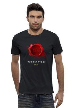 """Футболка Stanley Leads """"Spectre"""" от KinoArt"""