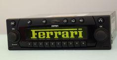 Ferrari 355 360 430 550 575 612 Becker BE6106 CD Radio Player Navigation Unit  #Becker