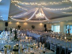 St. Paul College Club ballroom