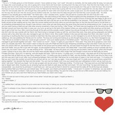 Omgoshh its long but its sooo incredibly adorable , pleasee happen in real lifee