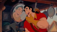 LOL! I got Gaston! Quiz: Can We Guess Your Favorite Disney Villain?   Quiz