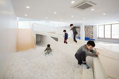 Dongcheon Dong j One Playscape by Shin Architects | http://www.yellowtrace.com.au/architecture-for-children/