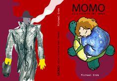 Momo, otra gran recomendación de literatura infantil que recuerdo con agrado