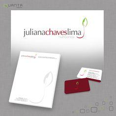 Logo design - Juliana Chaves Lima