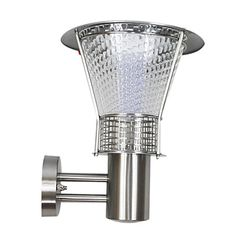 Modern Solar Powered LED Wall Light – LightSuperDeal.com