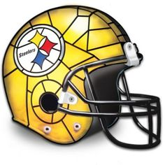 Pittsburgh Steelers Football Helmet Accent Lamp - would look awesome in a man-cave! Steelers Helmet, Go Steelers, Pittsburgh Steelers Football, Football Helmets, Steelers Stuff, Pittsburgh Sports, Packers Baby, Go Packers, Packers Football