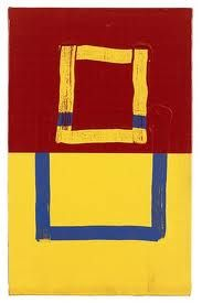 mary heilmann - Red, Yellow and Blue