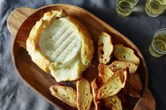 Wont you brie mine?   How to Make Baked Brie Without a Recipe