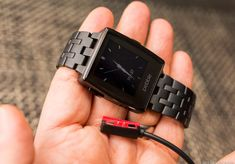 Pebble Steel Review - The first smartwatch worth wearing
