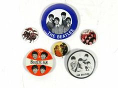 The Beatles Pins