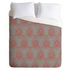 Holli Zollinger Jaipur Paisley Duvet Cover | DENY Designs Home Accessories