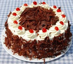 Black Forest Cake Recipes