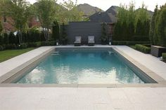 accent fence, pool