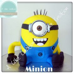 Minion from The Dispecable Me