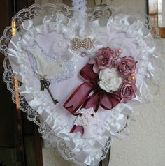 Cotswold Crafter: A real 'Mixed Up' Saturday, lovely Lace, Crafty Bu...