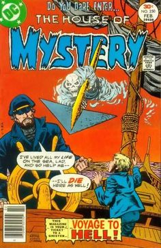 the House of Mystery #250 Ernie Chan