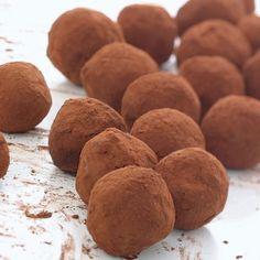 Chocolate irish whiskey truffles