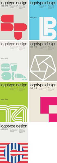 Symbols and Logotypes on Branding Served