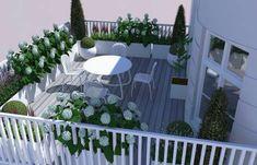 3-Terrassengestaltung-Wien_Terrassenplanung Planer, Lawn And Garden