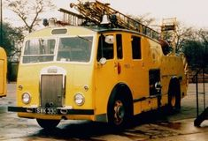 Old Trucks, Fire Trucks, Fire Equipment, Fire Apparatus, Emergency Vehicles, Commercial Vehicle, Fire Engine, Coventry, Fire Department