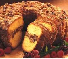 ... cake recipes on Pinterest | Coffee Cake, Angel Food Cake and Apple
