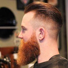 Beards #menshairstyles #barbas #barber