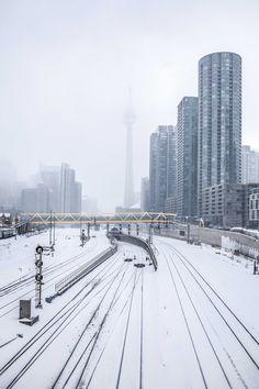 Toronto Winter Views | Downtown CityPlace #toronto #cityplacetoronto #CNtower #winterTO #snowTO #visittoronto #exploretoronto #torontowinter #streetsoftoronto #choosetoronto #torontoclicks #memoirsoftoronto #seetorontonow #winter #snow #downtowntoronto #torontoviews #puentedeluz #lovetoronto #torontoguide #torontoattractions #seetoronto #torontoclicks #thankyoutoronto #blogto #dailyhiveto #hypetoronto #choosetoronto Visit Toronto, Downtown Toronto, Toronto City, Toronto Winter, Canada, City Girl, Small Towns, Cn Tower, San Francisco Skyline