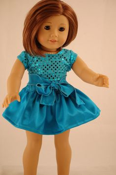 18 Inch American Girl Doll Clothes by LadybugNeedleWorks on Etsy, $24.00