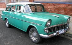 1961 - 1962 Holden Special Station Wagon. Classic Holden cars & hard to find parts for sale in Australia, UK & USA. Also technical information & photos of Holden cars produced from 1948 to 1982.