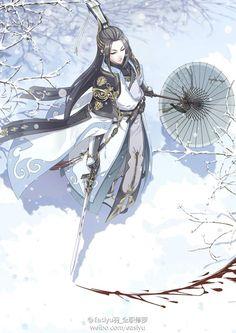 Kai Fine Art is an art website, shows painting and illustration works all over the world. Manga Art, Anime Manga, Anime Guys, Fantasy Kunst, Fantasy Art, Character Art, Character Design, Fanart, Art Asiatique