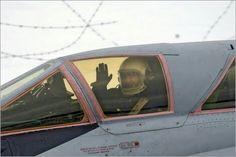 MiG 31 pilot